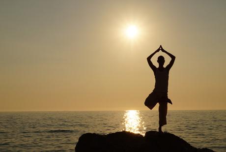 Mit Yoga dem Burnout vorbeugen